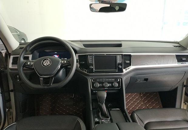 大众途昂 2017款 2.5T 自动 530至尊旗舰版 (国Ⅴ)