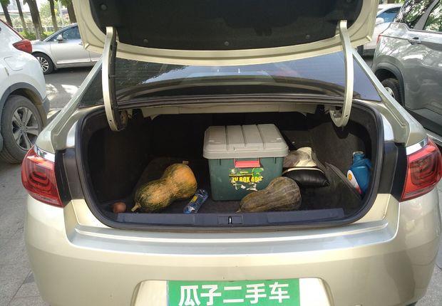 雪铁龙C4世嘉 2016款 1.6L 自动 豪华型 (国Ⅴ)