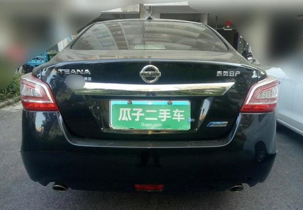 日产2013款 2.0L 自动 XE时尚版 (国Ⅳ)