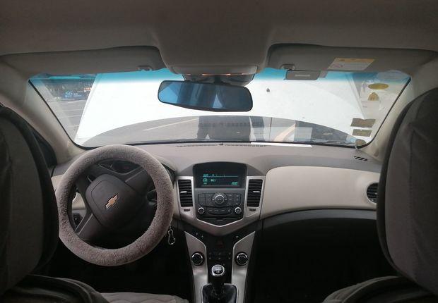 雪佛兰科鲁兹 2015款 1.5L 手动 经典版SL (国Ⅴ)