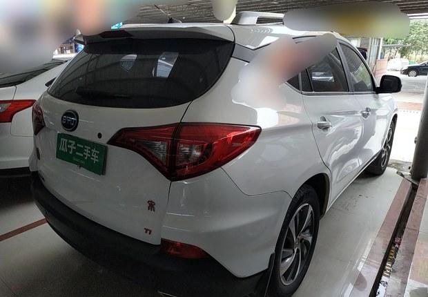 比亚迪宋 2016款 1.5T 手动 尊贵型 (国Ⅴ)