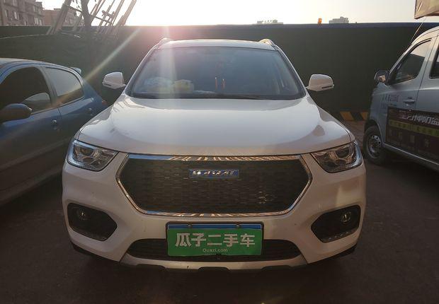 长城哈弗H2 2017款 1.5T 手动 前驱 豪华型 (国Ⅴ)
