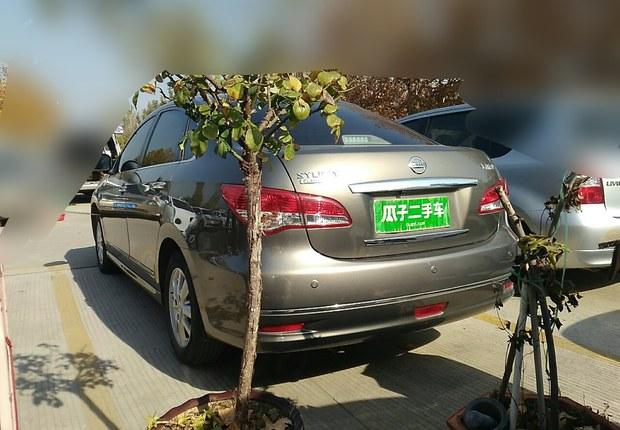 日产轩逸 2018款 1.6L 手动 XE+豪华版经典款 (国Ⅴ)