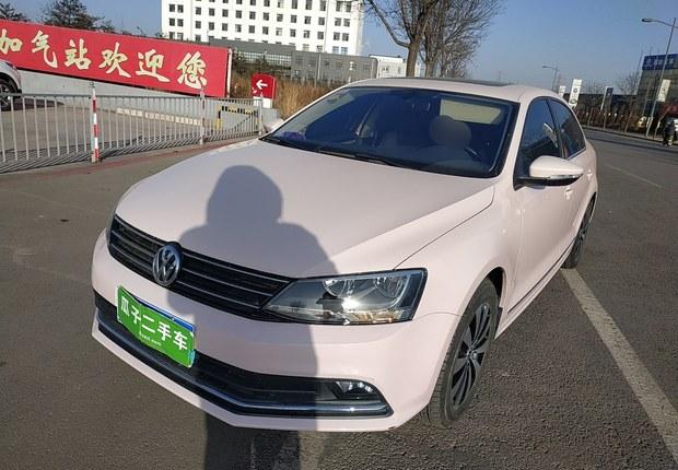 大众速腾 2018款 1.6L 自动 舒适版 (国Ⅴ)