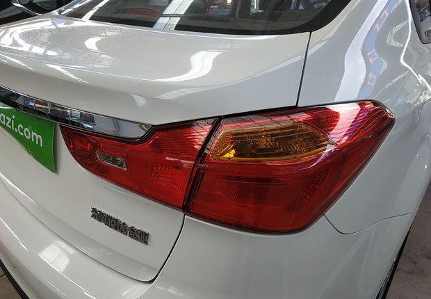 起亚K3 2015款 1.6L 自动 GL (国Ⅳ)