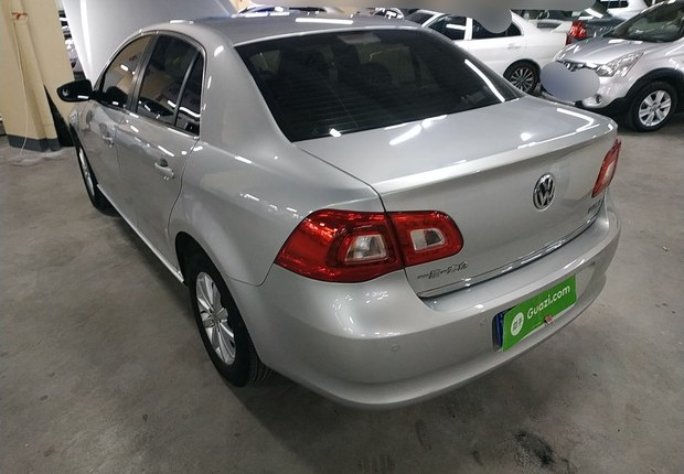 大众宝来 2012款 1.6L 自动 4门5座三厢车 舒适型 (国Ⅳ)