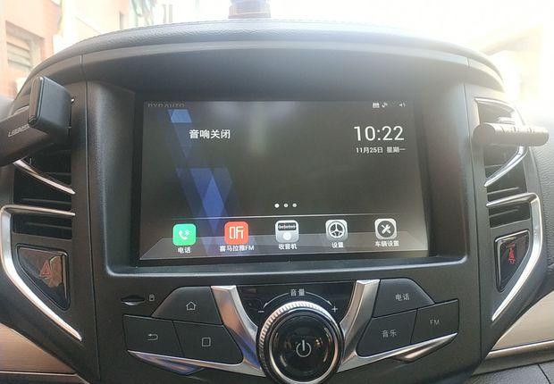 比亚迪宋 2016款 2.0T 自动 尊贵型 (国Ⅴ)