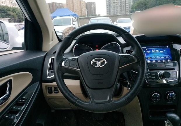 英致G3 S 2016款 1.5L 自动 前驱 豪华导航版 (国Ⅴ)