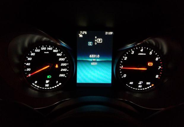 奔驰C级 C180L 2018款 1.6T 自动 时尚版 (国Ⅴ)