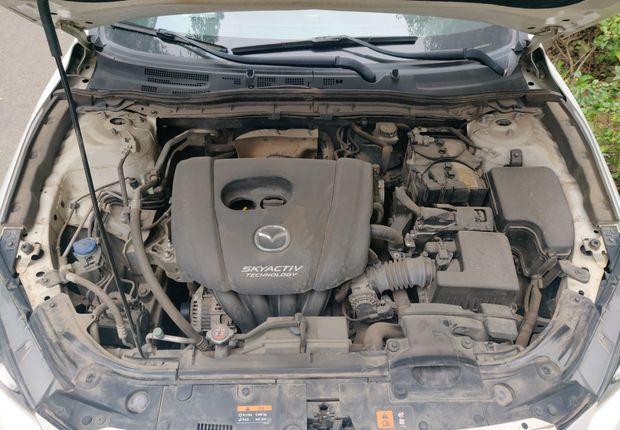 马自达3昂克赛拉 2014款 1.5L 手动 舒适型 (国Ⅳ)