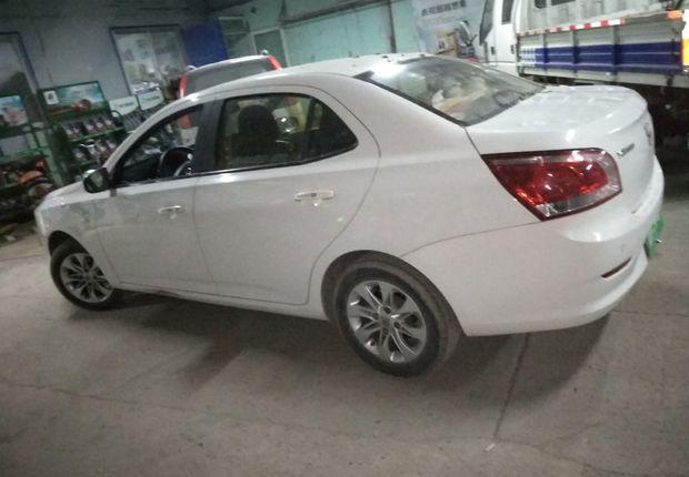 宝骏630 2013款 1.5L 自动 舒适型 (国Ⅳ)
