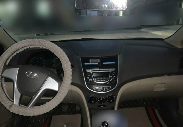 現代瑞納 2010款 1.4L 手動 4門5座三廂車 舒適型 (國Ⅳ)
