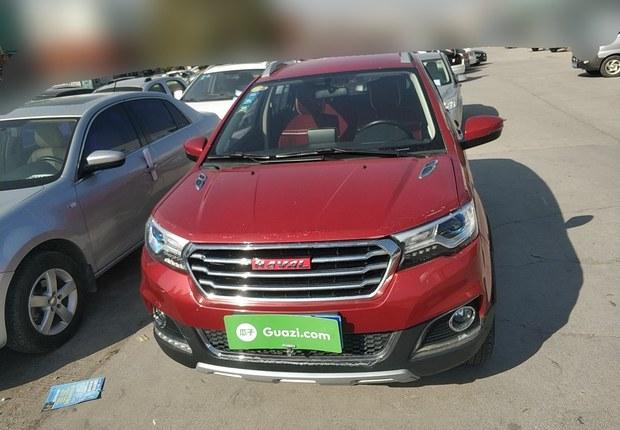 长城哈弗H1 2015款 1.5L 自动 豪华型 (国Ⅳ)