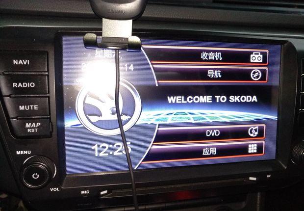 斯柯达速派 2016款 1.8T 自动 330TSI创行版 (国Ⅴ)