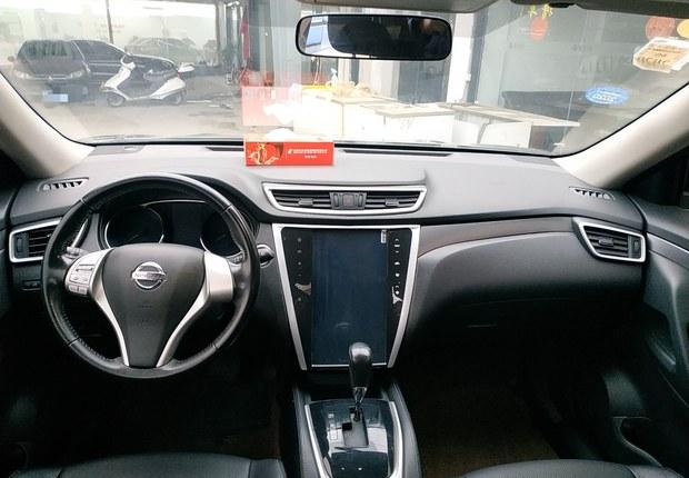 日产奇骏 2014款 2.0L 自动 前驱 舒适版 (国Ⅳ)