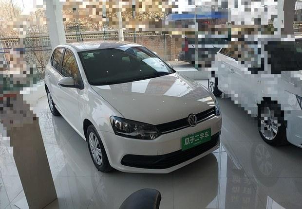 大众POLO 2016款 1.4L 自动 5门5座两厢车 风尚版 (国Ⅴ)