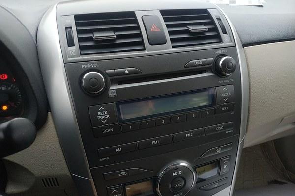 天津卡罗拉_天津丰田 卡罗拉 2011款 1.8L CVT GL-i二手车【价格 图片 报价 多少钱 ...