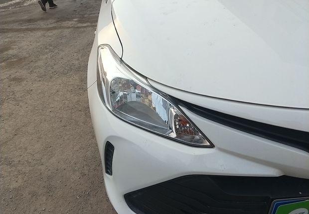 丰田威驰 2017款 1.5L 自动 创行版 (国Ⅴ)
