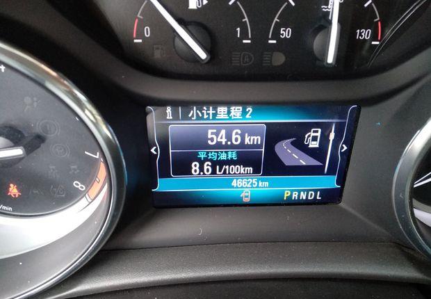别克威朗 2018款 1.5L 自动 15S领先型 (国Ⅴ)
