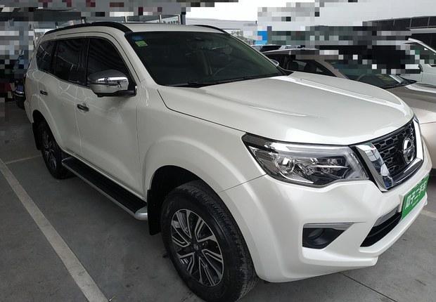 日产途达 2018款 2.5L 自动 四驱 旗舰版 (国Ⅴ)