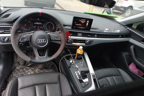奥迪a5多少钱_长沙奥迪A5 2019款 Sportback 40 TFSI 时尚型(进口)二手车【价格 图片 ...