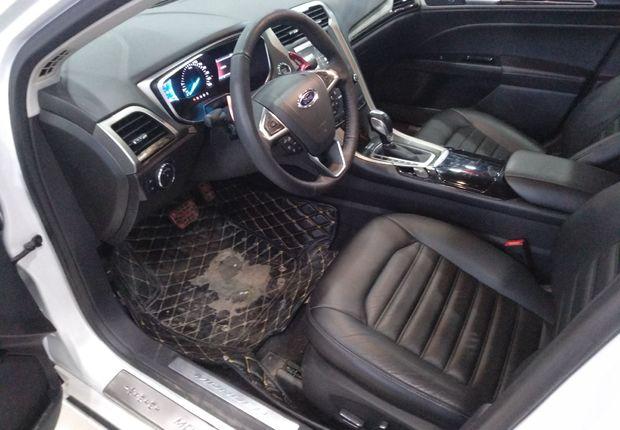 福特蒙迪欧 2013款 2.0T 自动 GTDi200豪华型 (国Ⅳ)