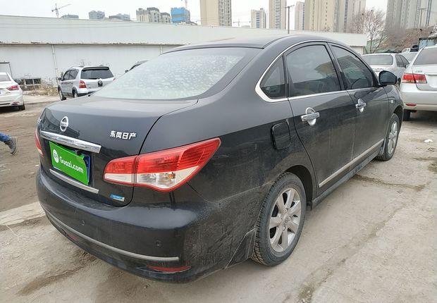 日产轩逸 2012款 1.6L 手动 XE舒适版经典款 (国Ⅳ)