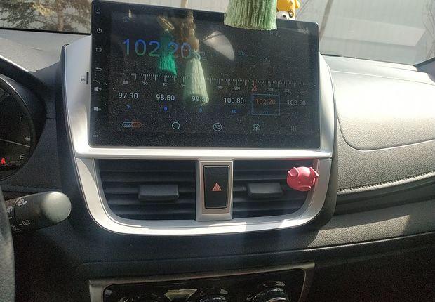 丰田致炫 2016款 1.5L 自动 魅动版 (国Ⅴ)