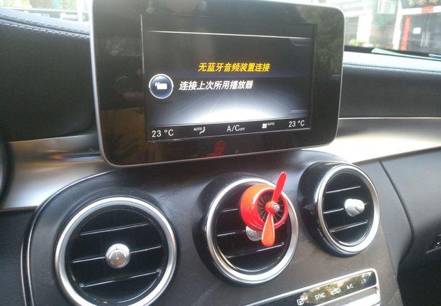 奔驰C级 C200L 2015款 2.0T 自动 运动版 (国Ⅴ)