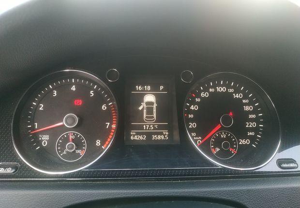 大众迈腾 2015款 1.8T 自动 汽油 豪华型 (国Ⅳ)