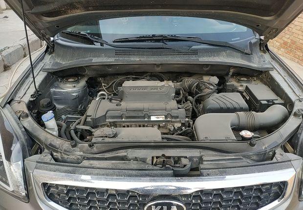起亚狮跑 2013款 2.0L 手动 四驱 GLS (国Ⅳ)