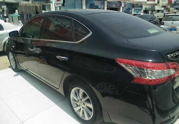 日产轩逸 2014款 1.6L 自动 XV尊享版 (国Ⅳ)