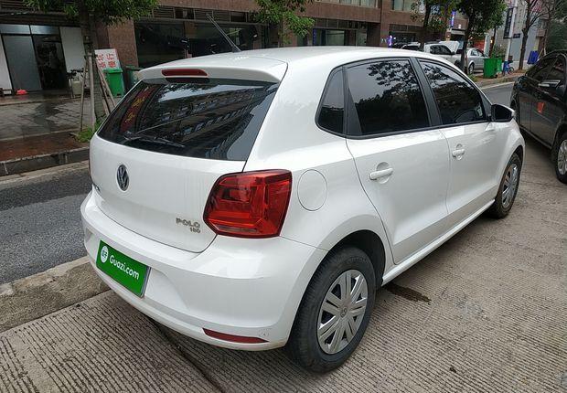 大众POLO 2018款 1.5L 自动 5门5座两厢车 安驾版 (国Ⅴ)