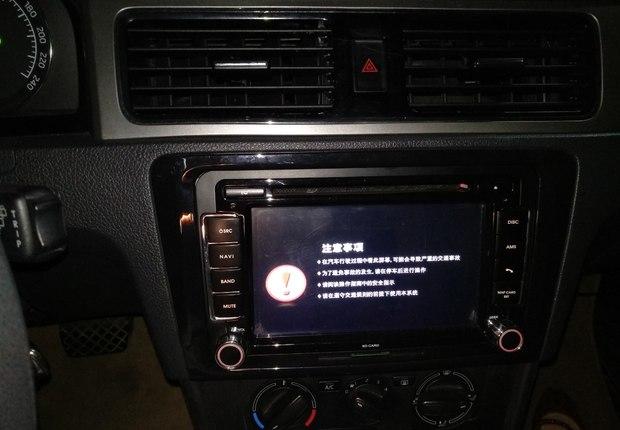 斯柯达昕动 2014款 1.6L 自动 悦享版 (国Ⅴ)