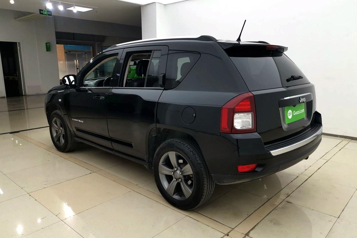 jeep指南者2014款_西安Jeep 指南者 2014款 改款 2.4L 四驱舒适版(进口)二手车【价格 ...