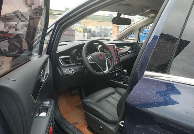 比亚迪宋MAX 2018款 1.5T 自动 前驱 智联旗舰型 (国Ⅴ)