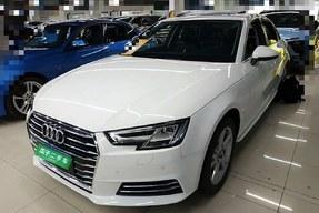 奥迪A4L 2018款 30周年年型 40 TFSI 进取型