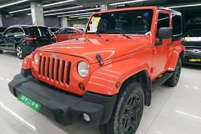 Jeep 牧马人 2013款 3.6L Sahara 两门版(进口)