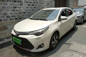 丰田 雷凌 2017款 改款 1.8GS CVT精英版 国V