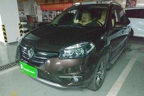 雷诺 科雷傲 2014款 2.5L 两驱舒适版(进口)