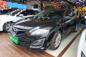 马自达 睿翼 2012款 轿跑 2.0L 自动精英版