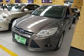 福特 福克斯 2012款 三厢 1.6L 自动舒适型