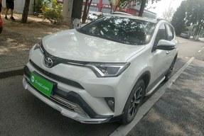 丰田 RAV4 2016款 2.0L CVT两驱舒适版 国V