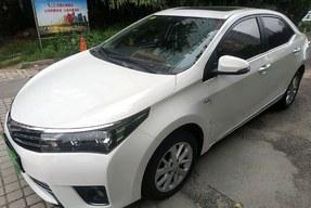 丰田 卡罗拉 2014款 1.6L CVT GLX-i