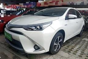 丰田 雷凌 2017款 改款双擎 1.8H GS CVT精英天窗版 国V