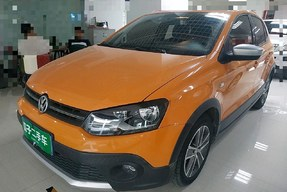 大众POLO 2012款 1.6L Cross POLO AT
