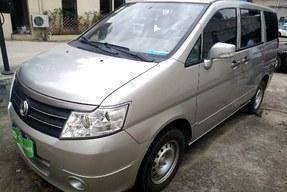 东风 帅客 2011款 1.5L 手动标准型5座 国IV