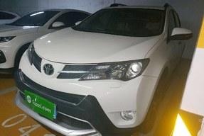 丰田 RAV4 2013款 2.5L 自动四驱豪华版