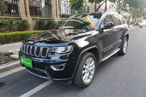 Jeep 大切诺基 2017款 3.0L 舒享导航版(进口)