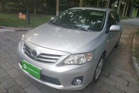 丰田 卡罗拉 2011款 1.8L CVT GL-i